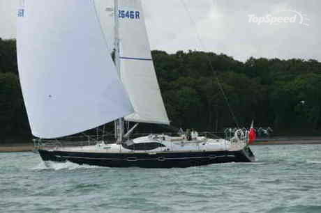 On first impressions you might think the new Oyster 46 is similar in size to ...