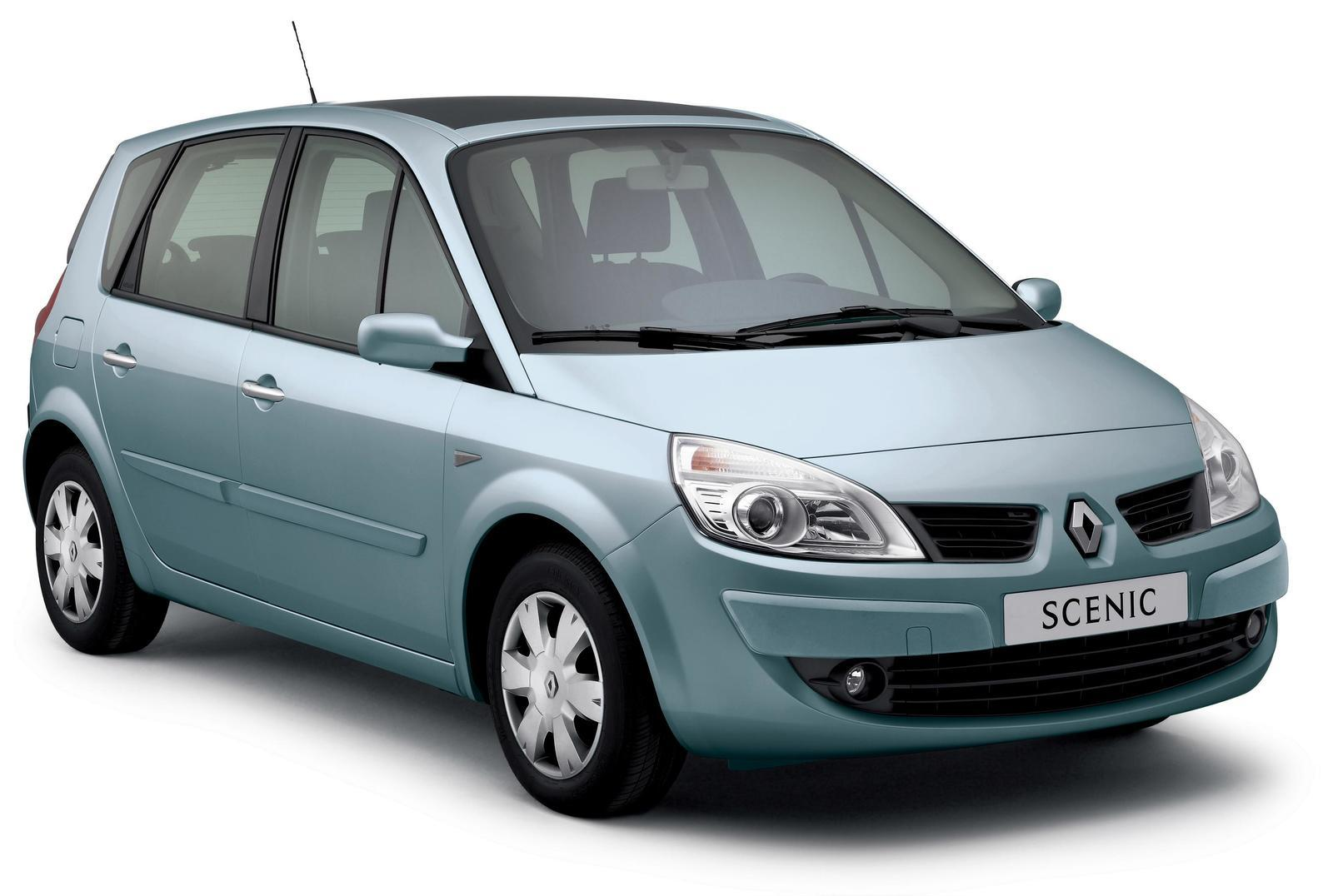 Minivans For Sale >> 2007 Renault Scénic Latitude Review - Top Speed