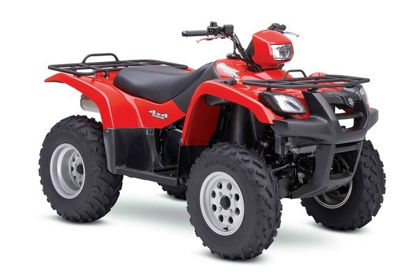 Suzuki Quadrunner Top Speed
