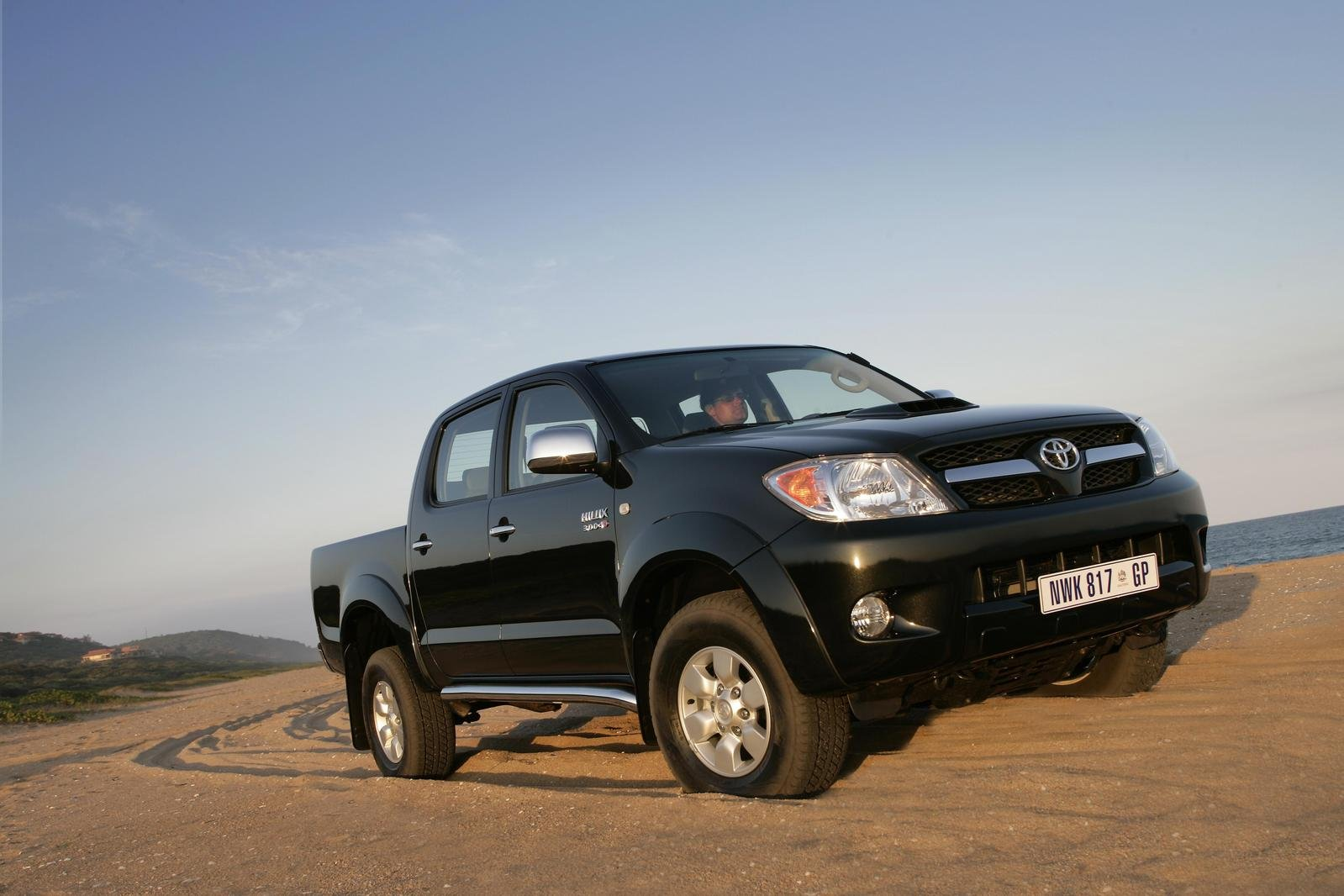 2007 toyota hilux picture 157977 car review top speed. Black Bedroom Furniture Sets. Home Design Ideas