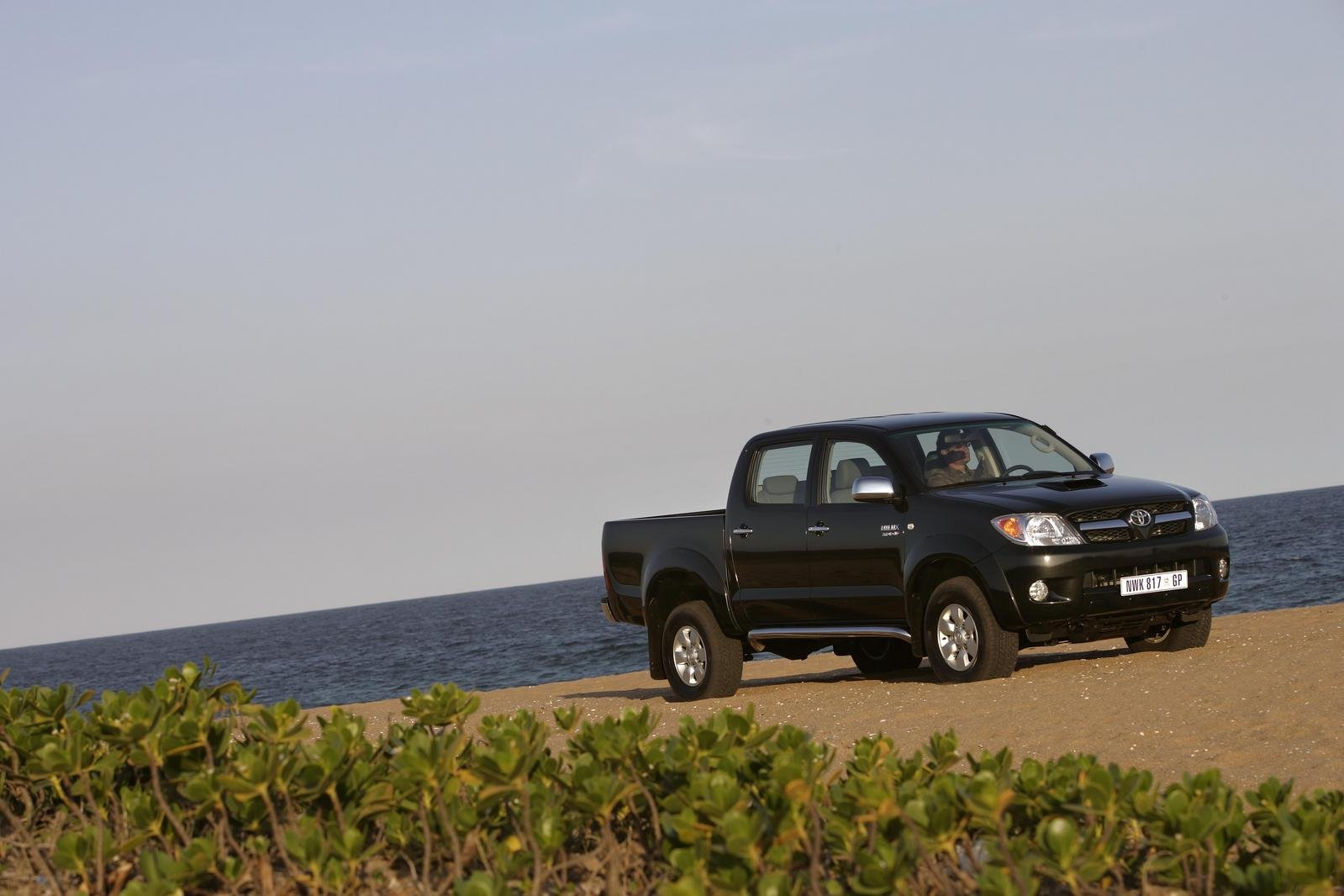 2007 toyota hilux picture 157980 car review top speed. Black Bedroom Furniture Sets. Home Design Ideas