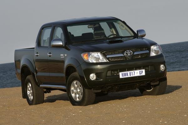 2007 Toyota Hilux Car Review Top Speed
