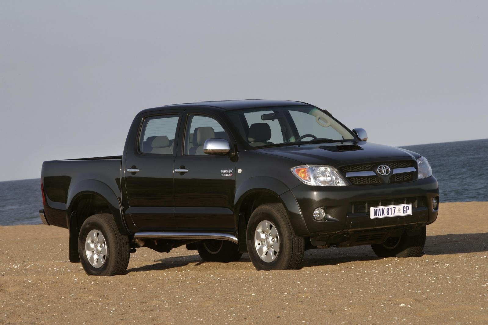 2007 toyota hilux picture 157982 car review top speed. Black Bedroom Furniture Sets. Home Design Ideas