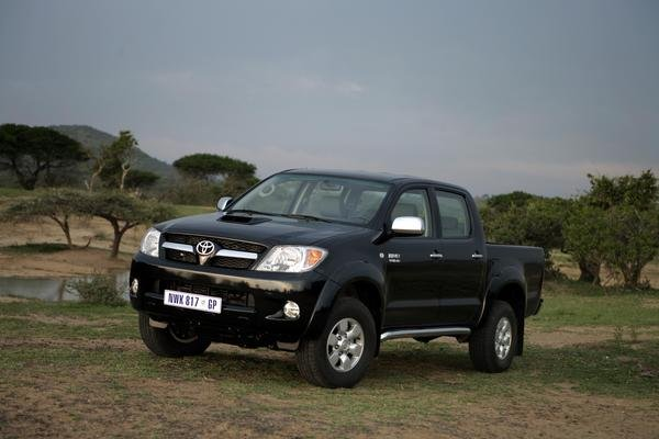 2007 toyota hilux car review top speed. Black Bedroom Furniture Sets. Home Design Ideas