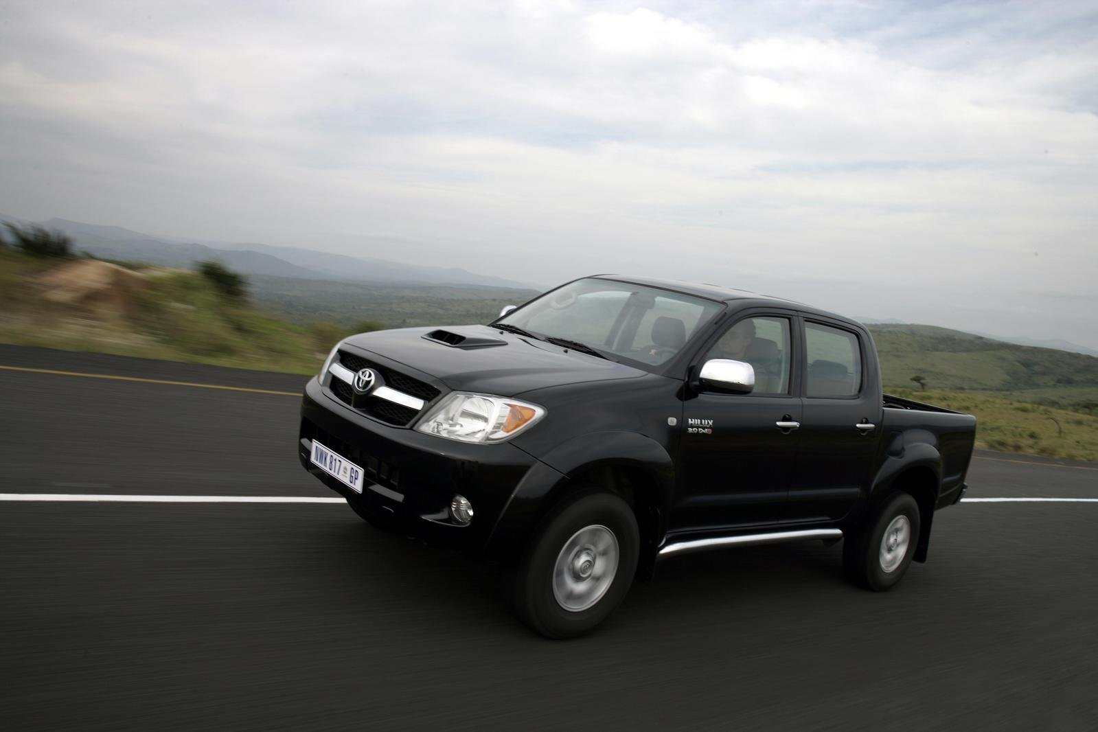 2007 toyota hilux picture 157993 car review top speed. Black Bedroom Furniture Sets. Home Design Ideas