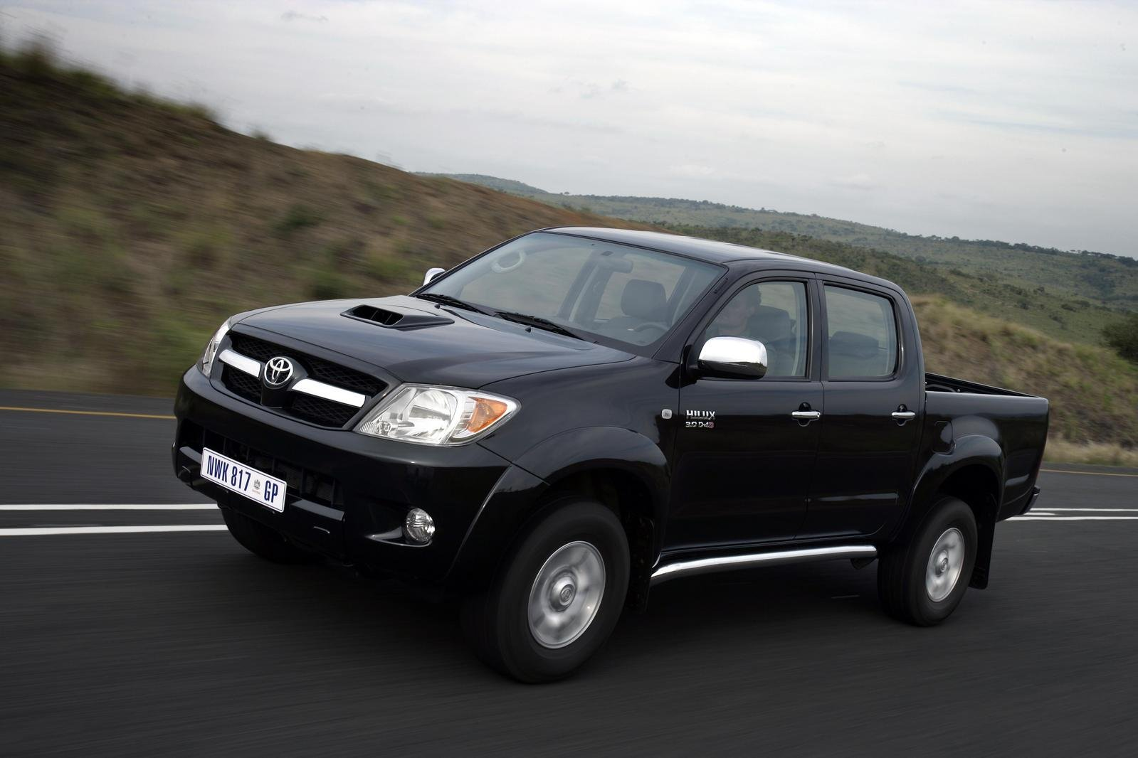 2007 Toyota Hilux Picture 157994 Car Review Top Speed