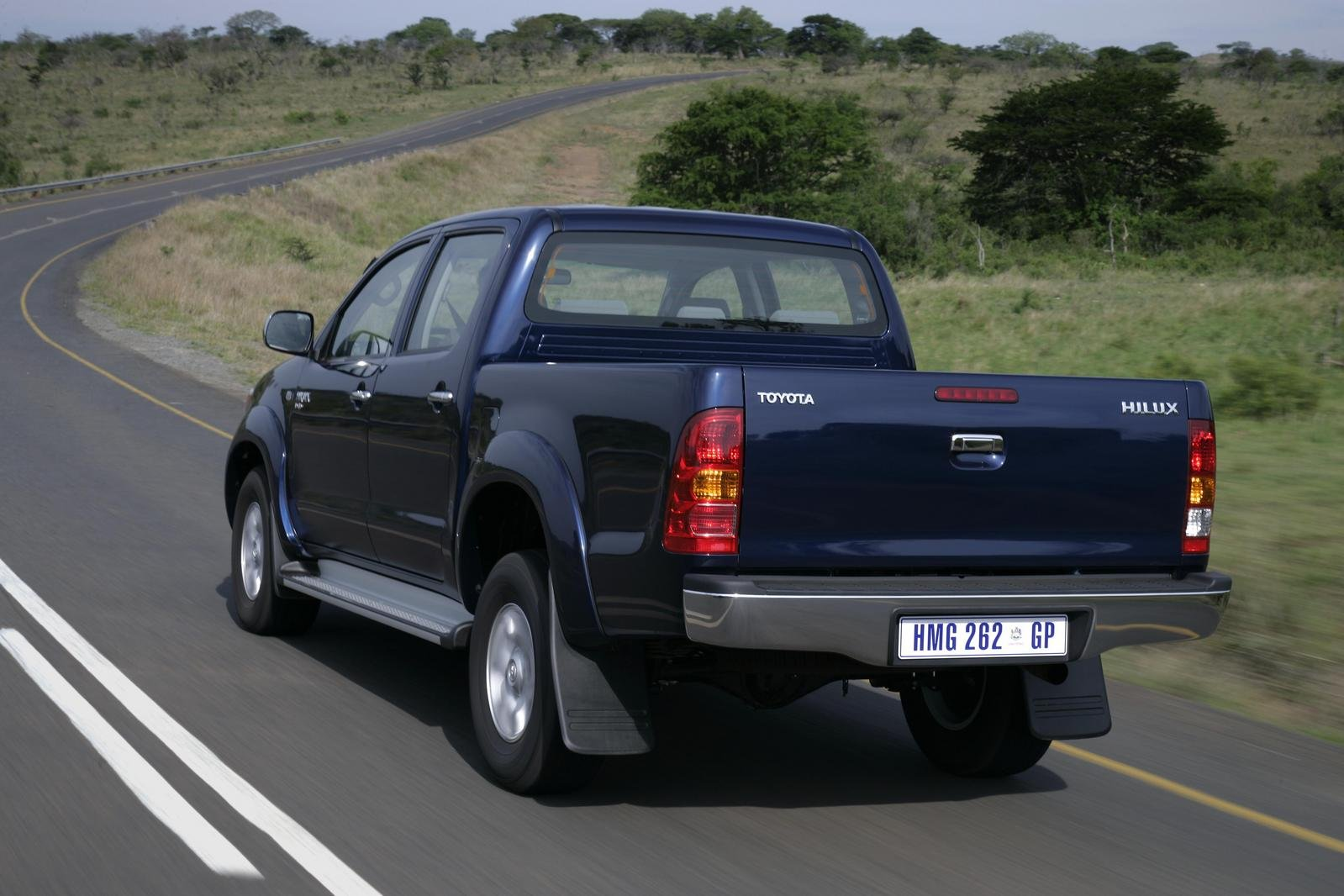 2007 toyota hilux picture 157995 car review top speed. Black Bedroom Furniture Sets. Home Design Ideas