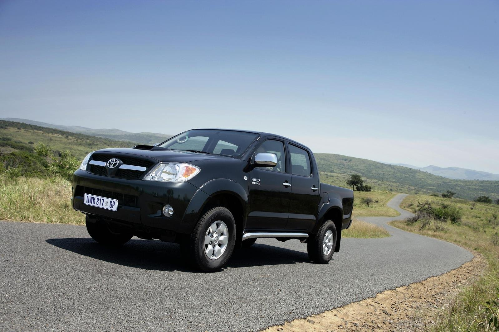 2007 toyota hilux picture 158001 car review top speed. Black Bedroom Furniture Sets. Home Design Ideas
