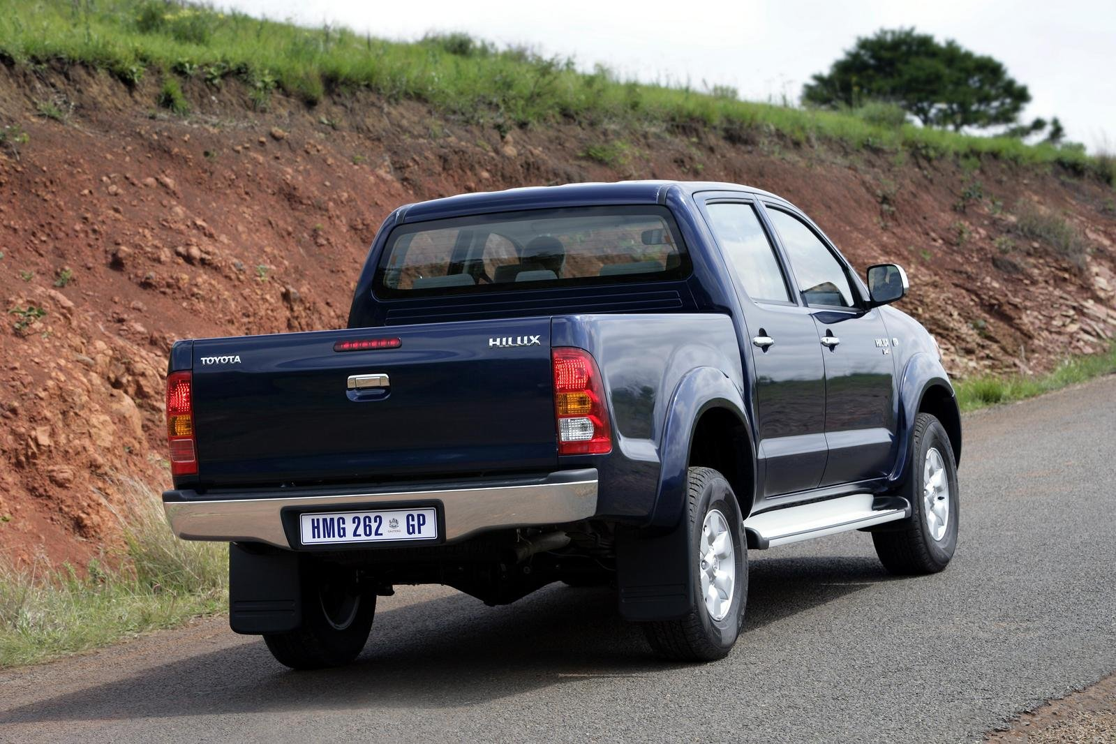 2007 toyota hilux picture 158003 car review top speed. Black Bedroom Furniture Sets. Home Design Ideas