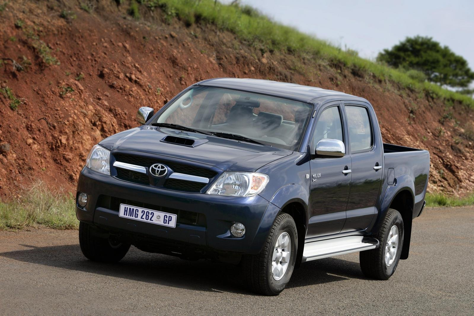2007 toyota hilux picture 158004 car review top speed. Black Bedroom Furniture Sets. Home Design Ideas