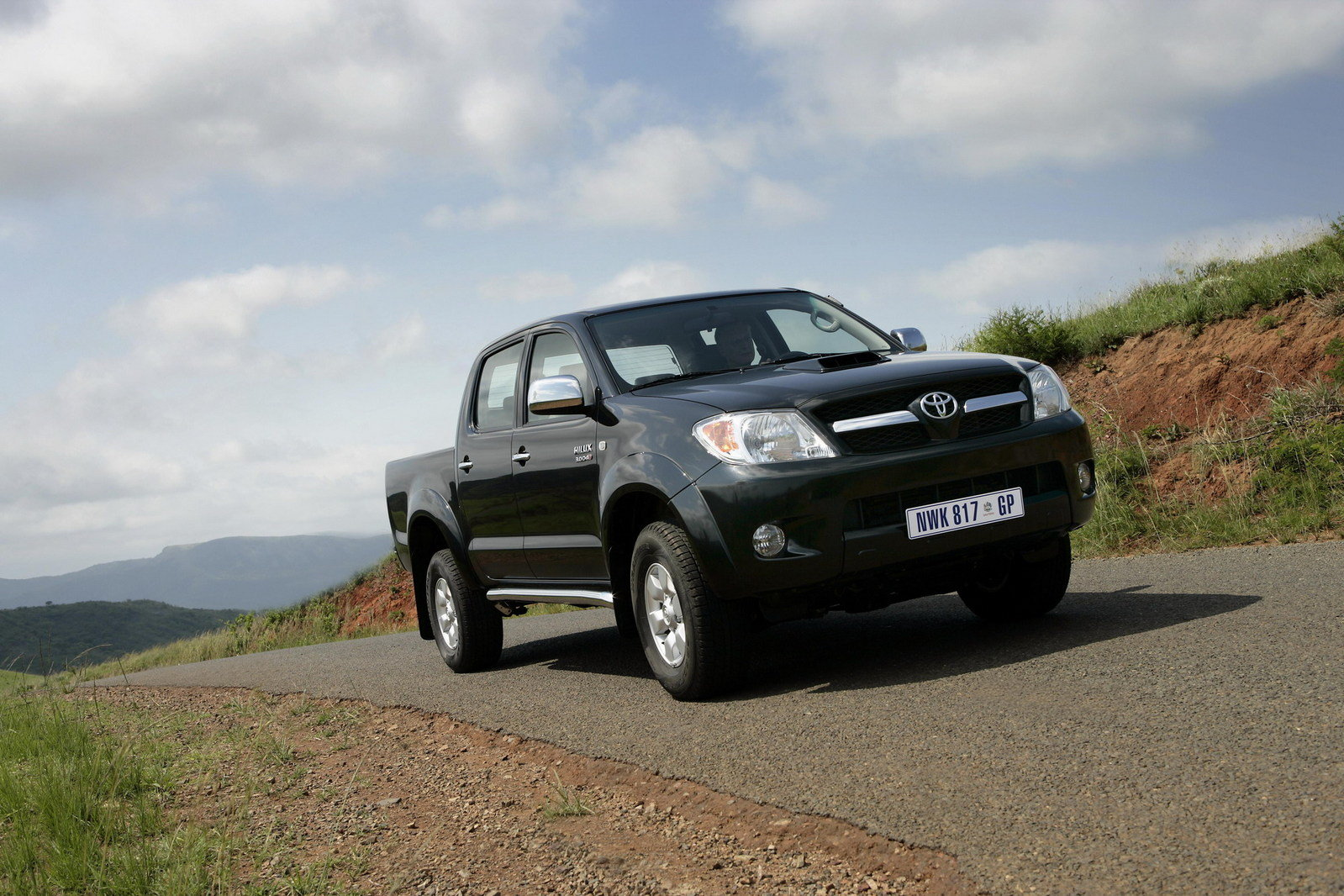 2007 toyota hilux picture 158005 car review top speed. Black Bedroom Furniture Sets. Home Design Ideas