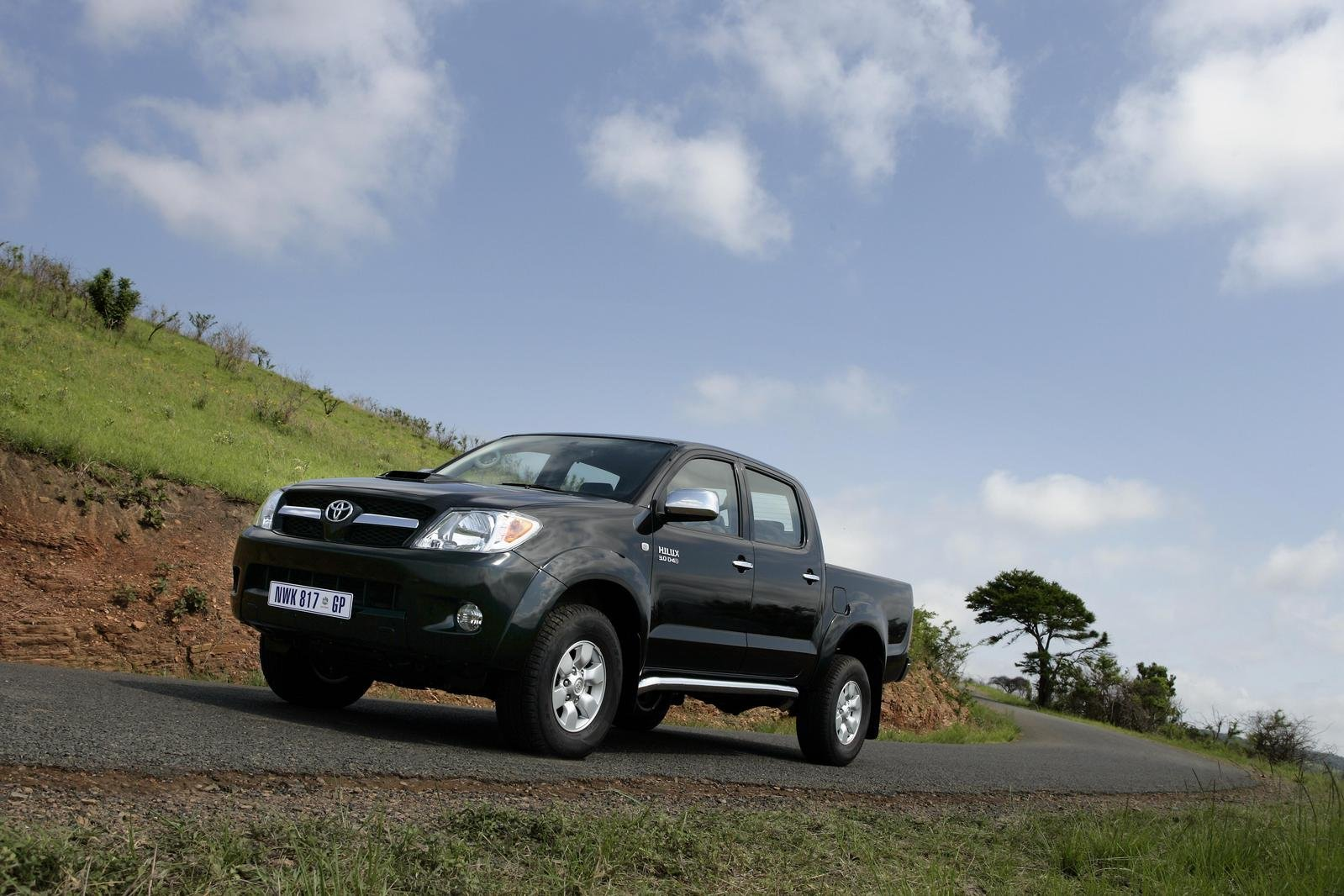 2007 toyota hilux picture 158007 car review top speed. Black Bedroom Furniture Sets. Home Design Ideas
