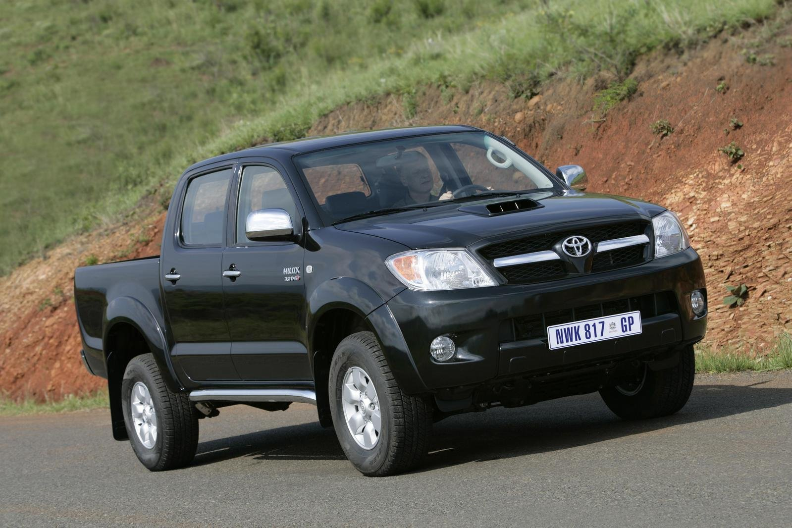 2007 toyota hilux picture 158008 car review top speed. Black Bedroom Furniture Sets. Home Design Ideas