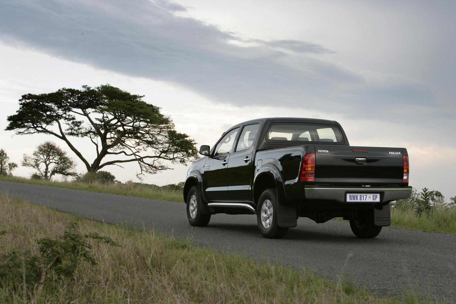 2007 toyota hilux picture 158010 car review top speed. Black Bedroom Furniture Sets. Home Design Ideas