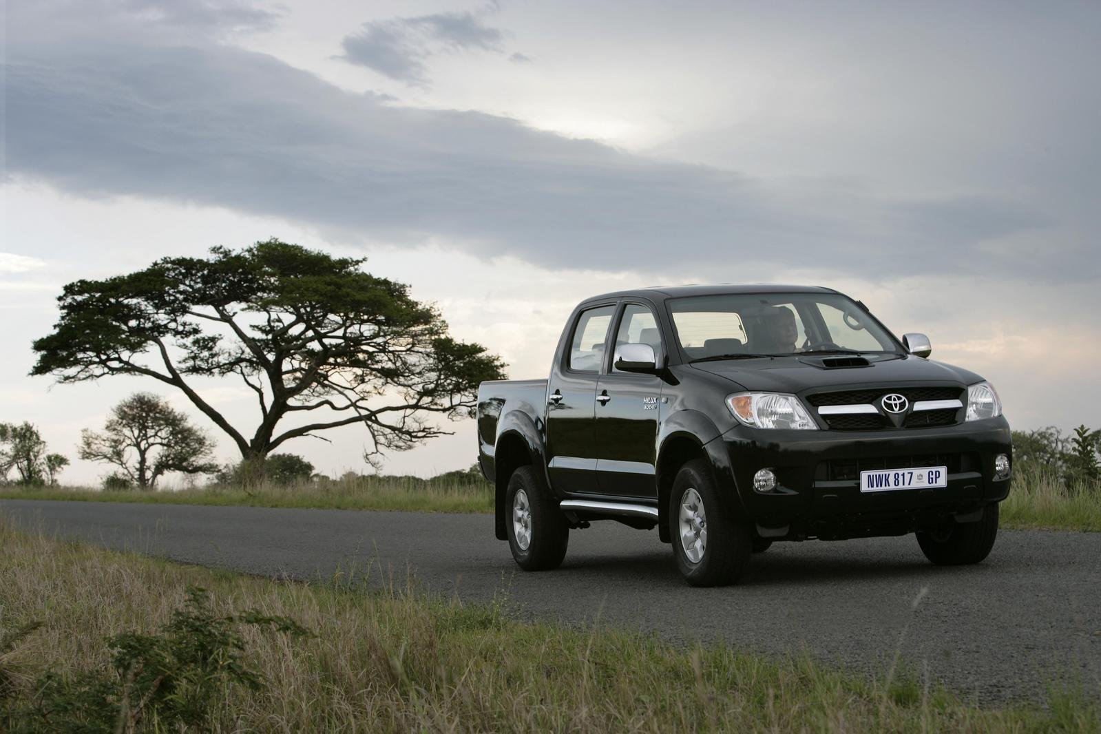 2007 toyota hilux picture 158011 car review top speed. Black Bedroom Furniture Sets. Home Design Ideas