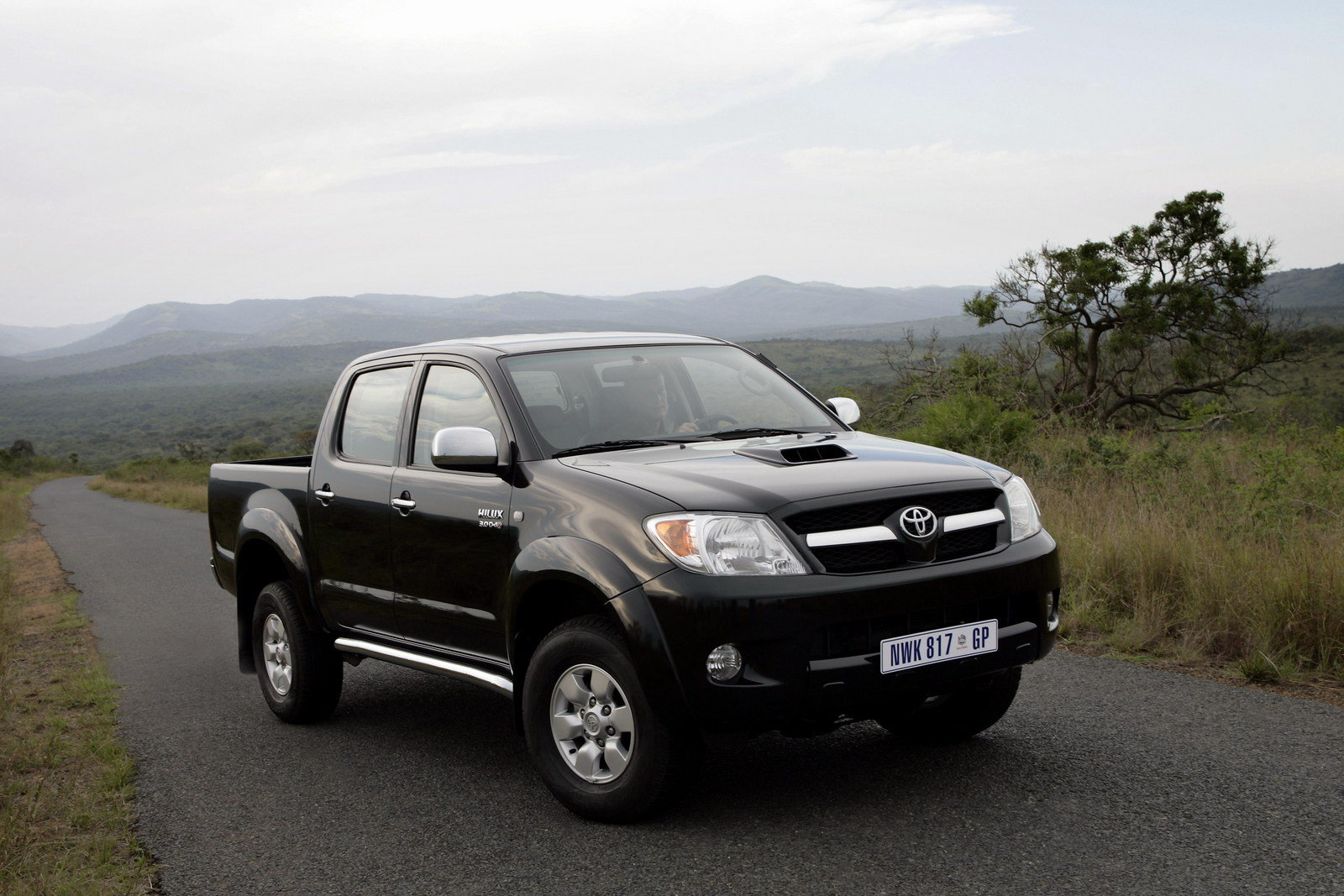 2007 toyota hilux picture 158012 car review top speed. Black Bedroom Furniture Sets. Home Design Ideas