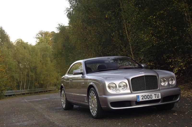 2008 Bentley Brooklands