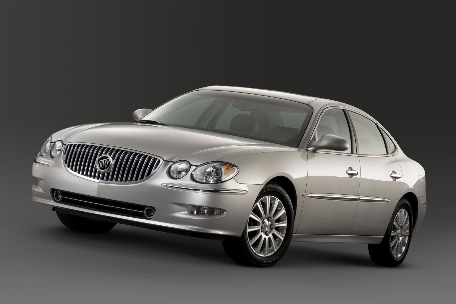 Buick Cars List: 2008 Buick LaCrosse Review