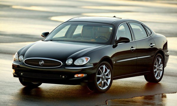 Super Auto Sales >> 2008 Buick LaCrosse To Debut At NYIAS News - Top Speed