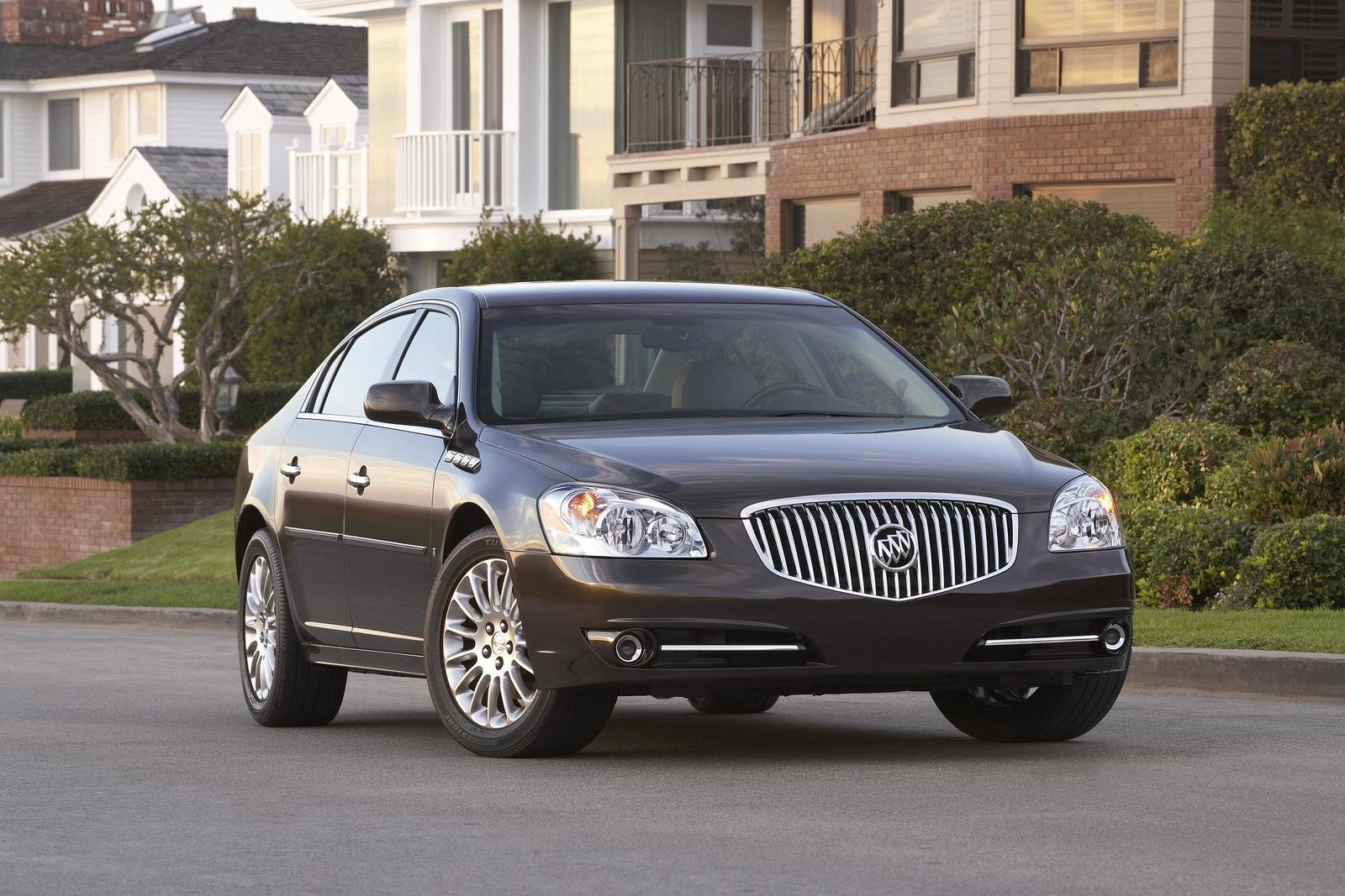 2008 buick lucerne super picture 156842 car review. Black Bedroom Furniture Sets. Home Design Ideas
