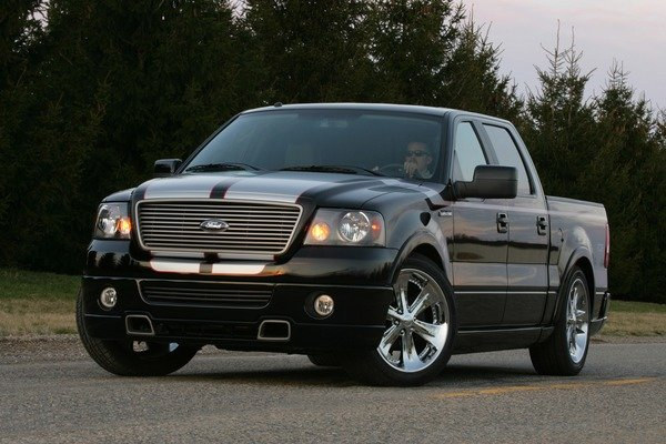 2008 Ford F 150 Foose Edition Car Review Top Speed