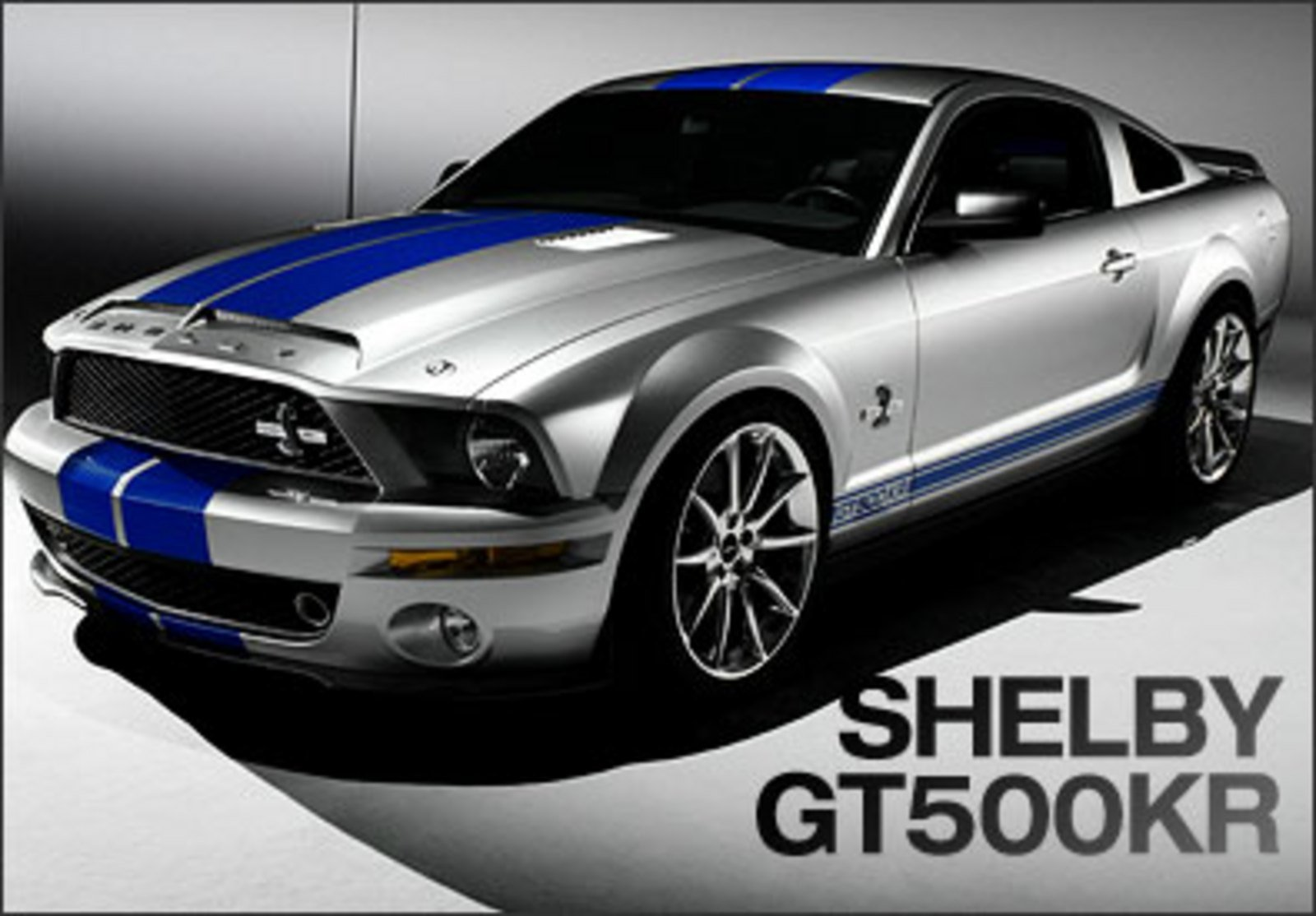 2008 ford mustang shelby gt500kr review top speed. Black Bedroom Furniture Sets. Home Design Ideas