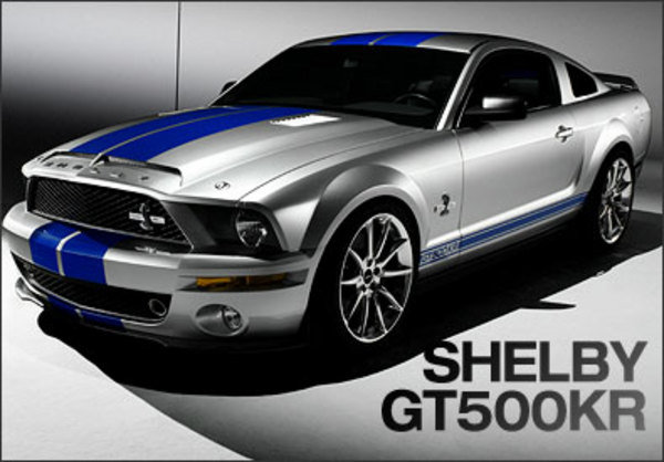 2008 ford mustang shelby gt500kr review gallery top speed. Black Bedroom Furniture Sets. Home Design Ideas