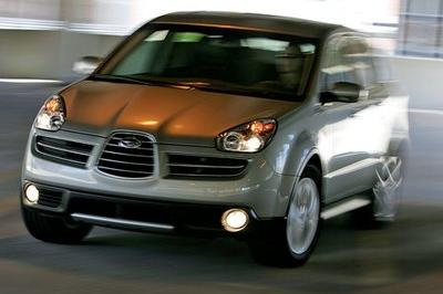 2008 Subaru B9 Tribeca to debut at NYIAS