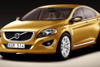2009 Volvo S40 to fight the 3-Series and C-Class?