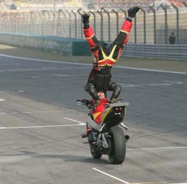 Best Gas For BMW >> Asian Farmer, The Best Motorcycle Stunt In The World? News - Top Speed