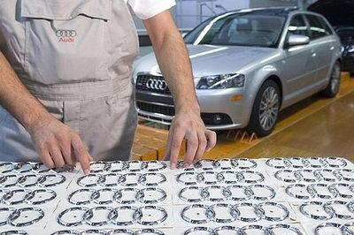 Audi acquires extra production capacity