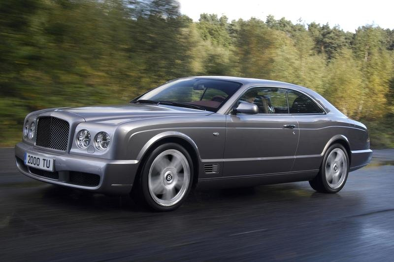 Bentley considering diesel and hybrid in 2008