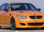 BMW M5 by Lumma Design