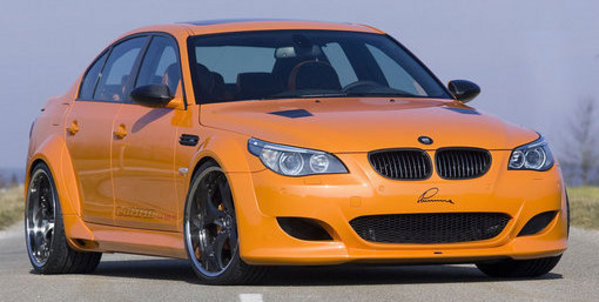 2007 Bmw M5 By Lumma Design Review Top Speed