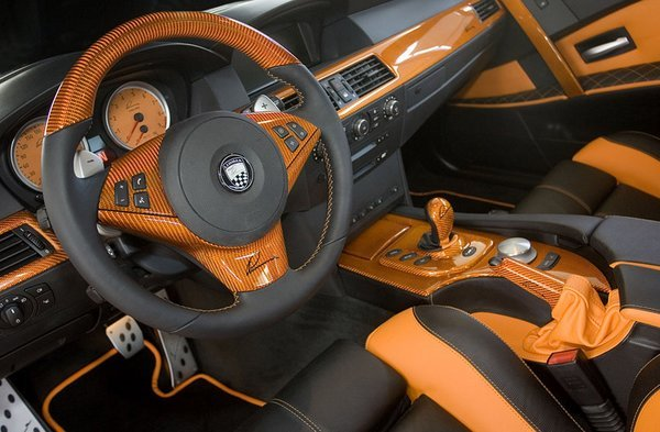 2007 Bmw M5 By Lumma Design Car Review Top Speed
