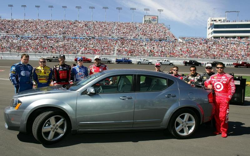 Dodge Avenger to Debut at NASCAR's Fastest Short Track