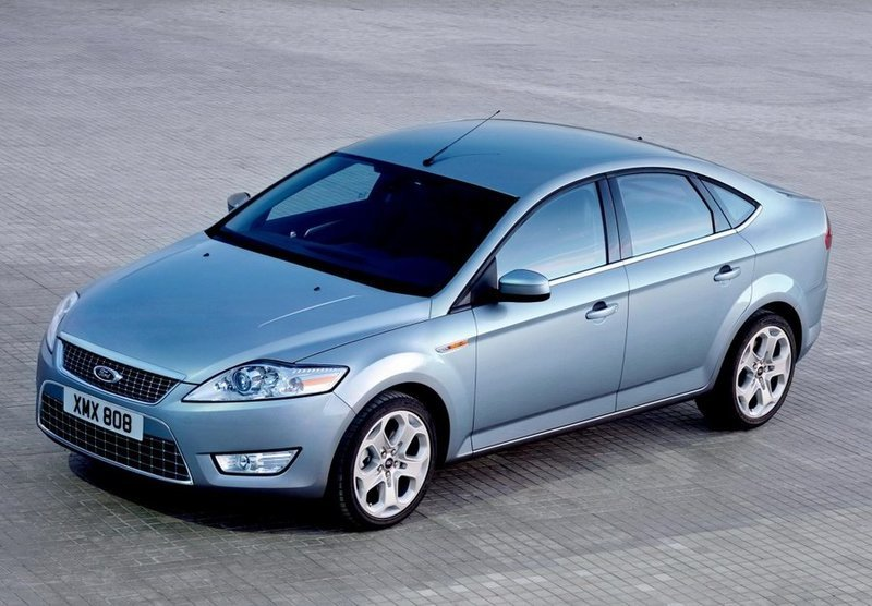 Ford Mondeo production starts
