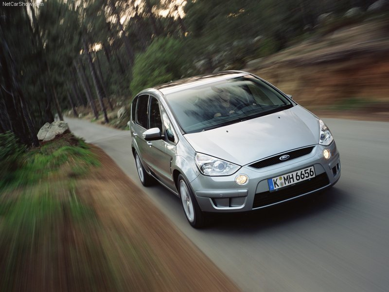 "Ford S-Max - ""Auto 1 of Europe"""
