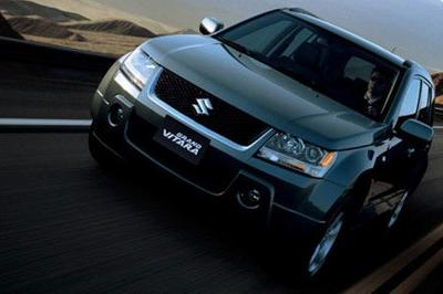 Grand Vitara3-door available with diesel engine