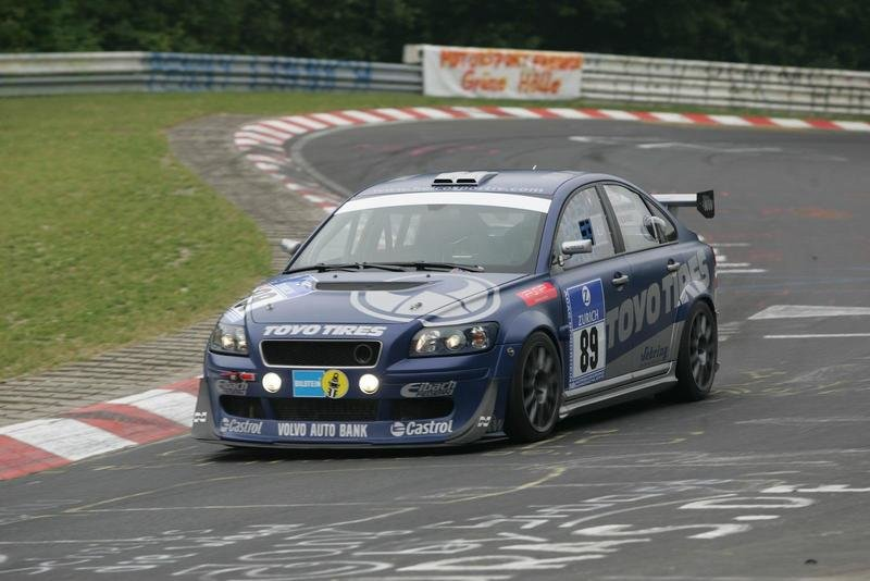 HEICO SPORTIV - first racing team running a E85 bio ethanol engine