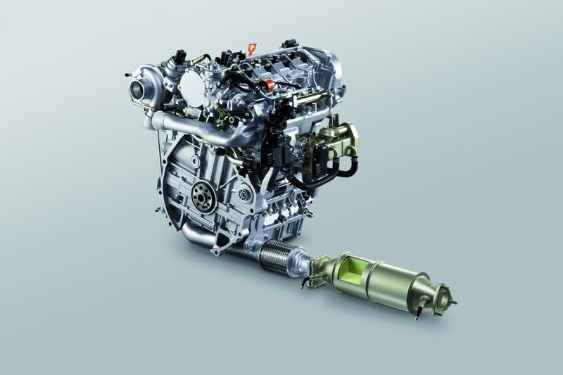 Honda's next-generation Clean Diesel Engine