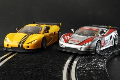 How about some Ascari toys?