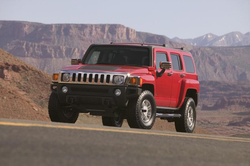 HUMMER H3 Right-Hand-Drive Unveiled