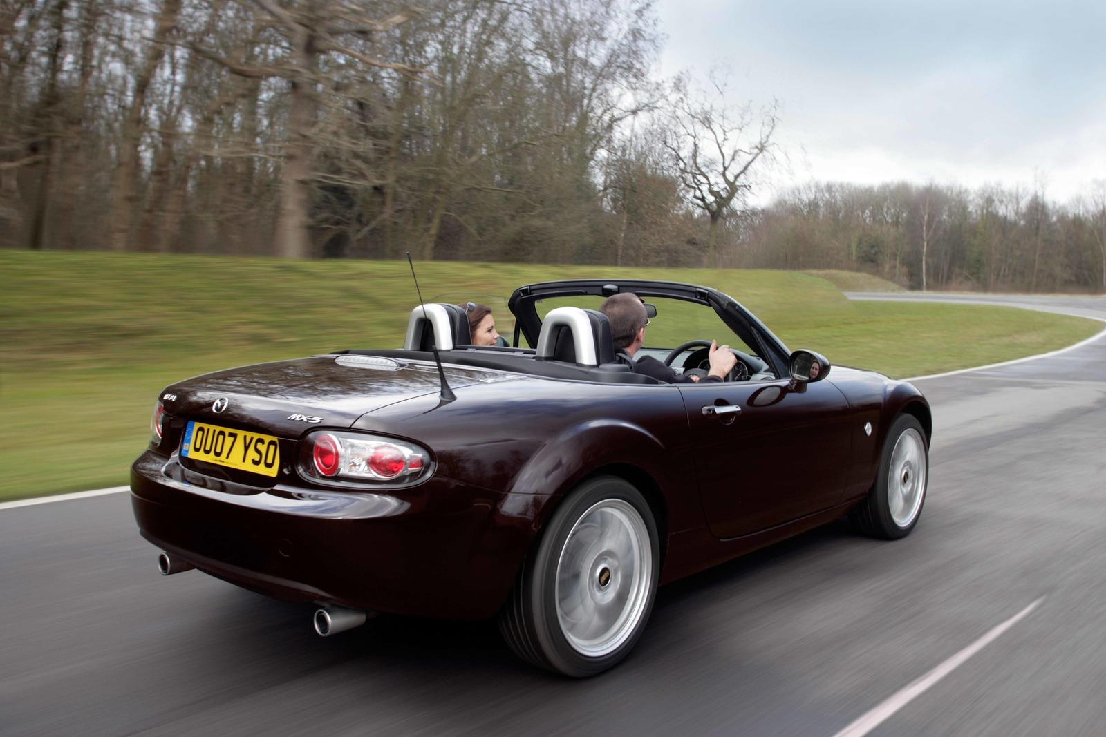 2007 mazda mx5 miata sport version picture 152117 car review top speed. Black Bedroom Furniture Sets. Home Design Ideas