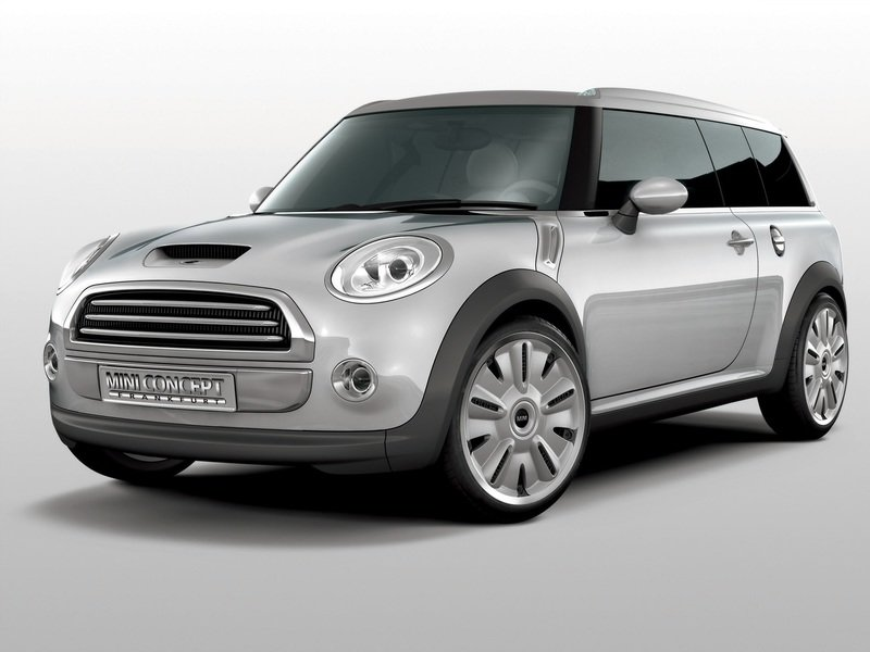 MINI Clubman confirmed