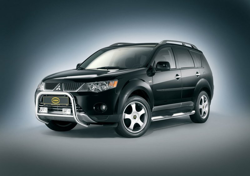 Mitsubishi Outlander by Cobra Technology & Lifestyle