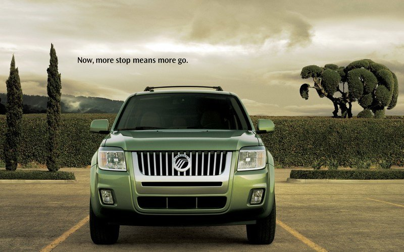 New ad campaign to support 2008 Mercury Mariner