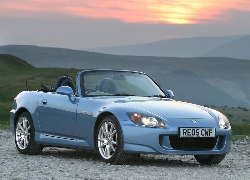 Race-inspired version of the S2000
