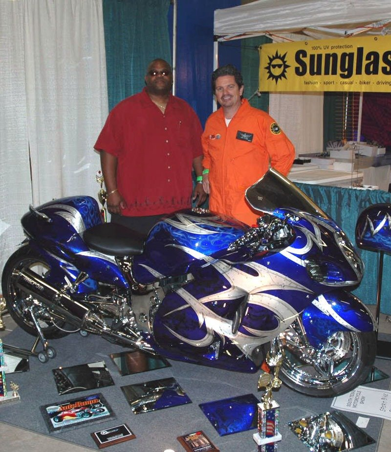 South Texas International Motorcycle Show