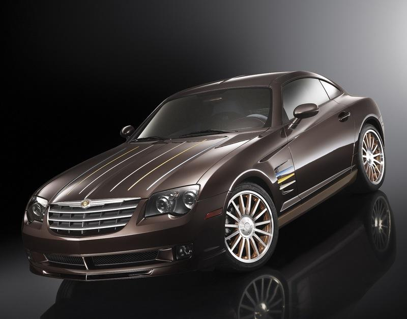 At the Geneva Motor Show 2007 the Chrysler Group and JAB ANSTOETZ will